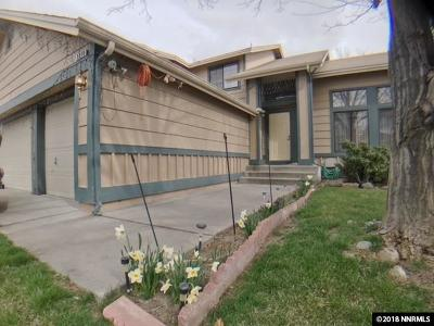 Reno Single Family Home For Sale: 5310 Windwood