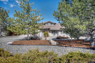 Reno Single Family Home Active/Pending-Call: 2656 Chaparral Drive