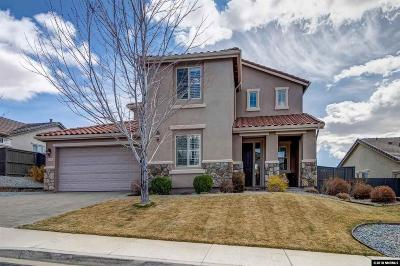 Single Family Home Active/Pending-Loan: 1710 Jewel Star Court