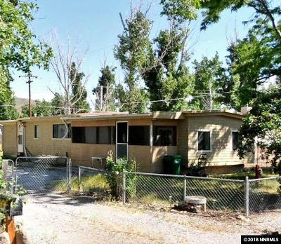 Reno Manufactured Home Back On Market: 9356 Holiday Ct