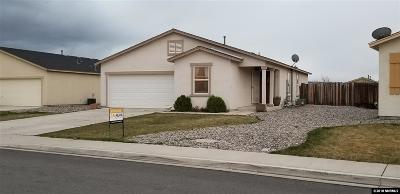 Sparks Single Family Home Active/Pending-Loan: 1159 Hushfield Ct