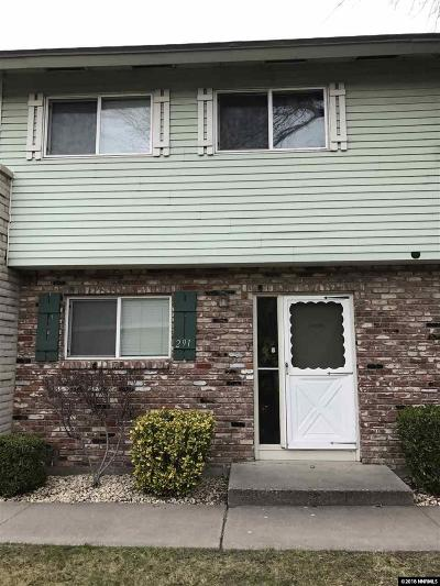 Reno Condo/Townhouse Price Reduced: 291 Smithridge