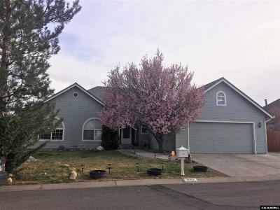 Carson City Single Family Home For Sale: 2147 Court Side