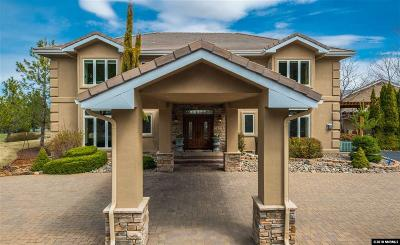 Washoe County Single Family Home For Sale: 7410 Bryan Canyon Rd