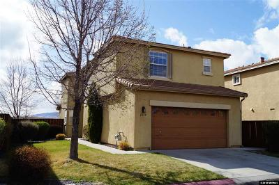 Sparks Single Family Home Active/Pending-Loan: 2319 Napoli Dr