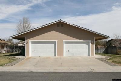 Gardnerville Multi Family Home For Sale: 755 Wagon