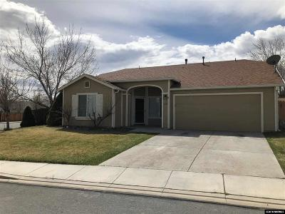 Sparks Single Family Home Active/Pending-Loan: 3145 Rama Ct.