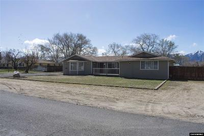 Minden Single Family Home Active/Pending-Loan: 2658 Wade Street