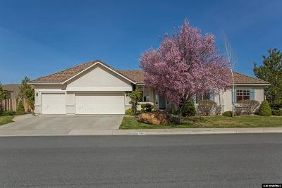 Reno, Sparks, Carson City, Gardnerville Single Family Home Active/Pending-Call: 6005 E Hidden Valley