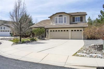 Reno, Sparks, Carson City, Gardnerville Single Family Home Active/Pending-House: 610 Moab Ct.