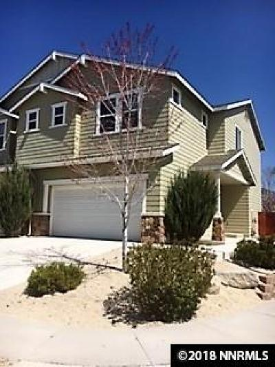 Reno Single Family Home Active/Pending-Loan: 2190 Stanhope Lane