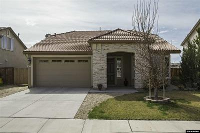 Sparks Single Family Home Active/Pending-Loan: 2471 Emblem St