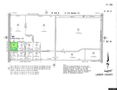 Battle Mountain Residential Lots & Land For Sale: 545 Yellow Brick Rd