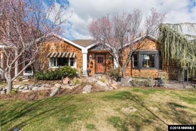 Reno Single Family Home Active/Pending-Loan: 3475 Southampton Dr