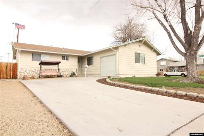 Sparks Single Family Home Active/Pending-Loan: 2789 Probasco Way