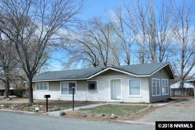Yerington Single Family Home Active/Pending-Call: 5 Piping Rock Ln