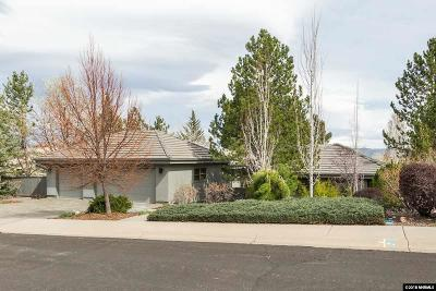 Reno Single Family Home For Sale: 2795 Spinnaker Drive