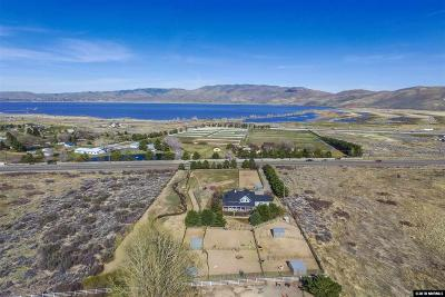 Single Family Home For Sale: 7501 Old Hwy 395 N