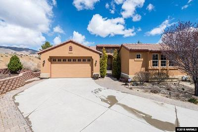 Reno, Sparks, Carson City, Gardnerville Single Family Home Back On Market: 1690 Whisper Rock