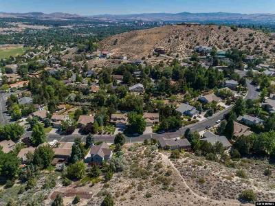 Reno Residential Lots & Land For Sale: 3300 Thornhill Drive