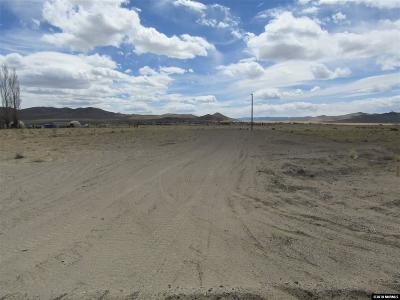 Yerington NV Residential Lots & Land For Sale: $45,000