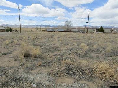 Yerington Residential Lots & Land For Sale: 51 Whiteface Ln.