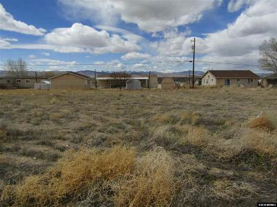 Yerington Residential Lots & Land For Sale: 53 Whiteface Ln.