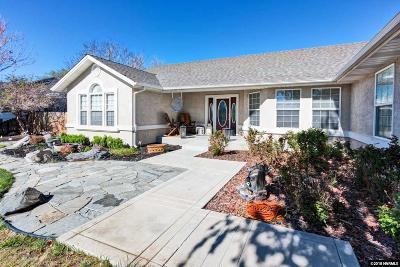 Fallon Single Family Home For Sale: 1265 Venturacci