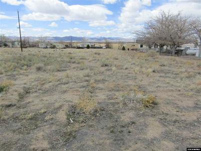 Yerington Residential Lots & Land For Sale: 49 Whiteface Ln.