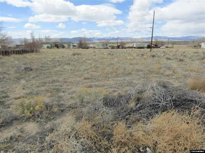 Yerington Residential Lots & Land For Sale: 48 Whiteface Ln.