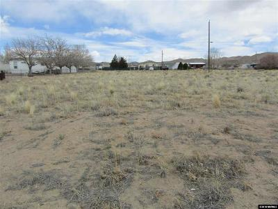 Yerington Residential Lots & Land For Sale: 40 Buffalo Ln.