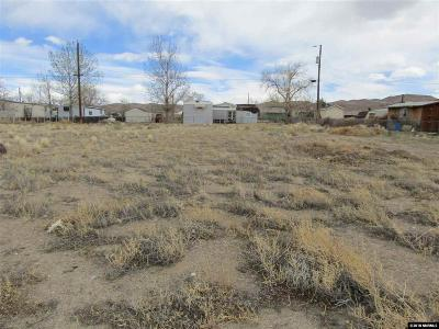 Yerington Residential Lots & Land For Sale: 43 Buffalo Ln.