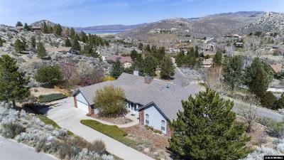 Reno, Sparks, Carson City, Gardnerville Single Family Home For Sale: 4731 Fox Creek Rd