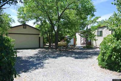 Reno Manufactured Home For Sale: 19996 Cold Springs Drive