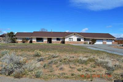 Reno, Sparks, Carson City, Gardnerville Single Family Home For Sale: 25 E Sky Ranch Blvd.