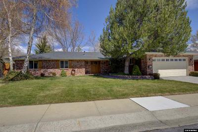 Carson City Single Family Home Active/Pending-Call: 1224 Angels Camp Dr