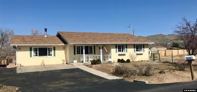 Reno Single Family Home Active/Pending-House: 183 Waterash