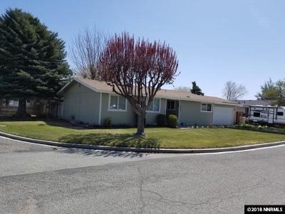 Yerington NV Single Family Home Active/Pending-Loan: $145,000