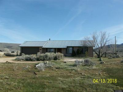 Reno Single Family Home Active/Pending-Call: 50 Cowhide Circle