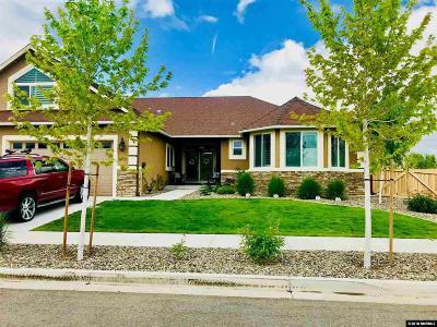 Minden Single Family Home Active/Pending-Call: 1122 Las Brisas Drive