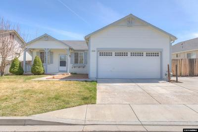 Reno Single Family Home For Sale: 9750 Silver Desert Way