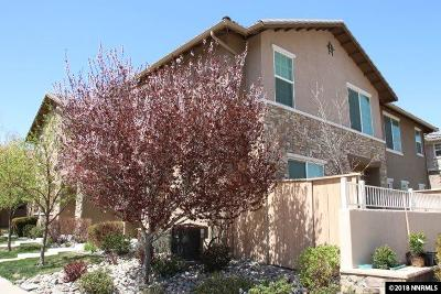 Reno Condo/Townhouse For Sale: 1955 Wind Ranch Rd. #A