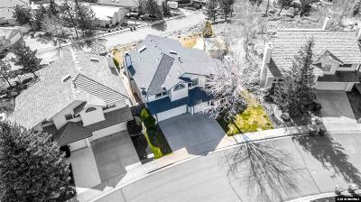 Reno Single Family Home For Sale: 2688 Starr Meadows Loop