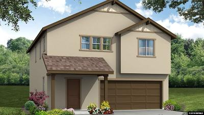 Reno Single Family Home New: 14397 Murdoch #Lot #207