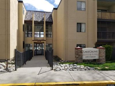 Reno Condo/Townhouse For Sale: 2450 Lymbery Street #320