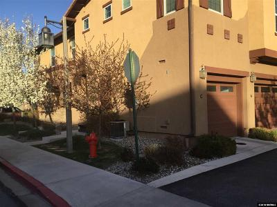 Reno Condo/Townhouse New: 1896 Wind Ranch Rd #c