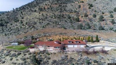 Gardnerville Single Family Home Active/Pending-Call: 3215 Penrod Lane