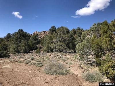 Reno Residential Lots & Land New: 4150 Whiskey Flat Rd.
