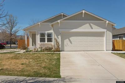 Reno Single Family Home New: 8901 Kemmer St