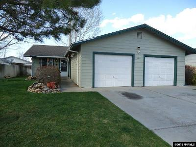 Gardnerville Multi Family Home Active/Pending-Loan: 1425 Kimmerling #A & B